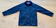 Barbour Lightweight Bedale Jacket Blue Size Extra Small Men's