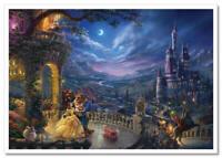 Thomas Kinkade DISNEY-3 Legends- Oz Dorothy Scarecrow Fairy-tale postcard modern