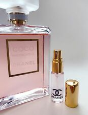 CHANEL Coco Mademoiselle Eau de Parfum Glass Spray Travel SAMPLE ~ 5ml EDP