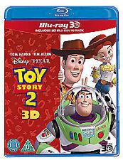Toy Story 2 (Blu-ray 3D + Blu-ray) [Region Free] New & Sealed