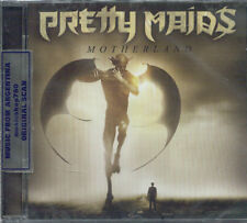 PRETTY MAIDS MOTHERLAND SEALED CD NEW 2013