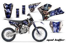 Decal Graphic Kit Sticker Wrap + # Plates For KTM SX85 SX105 2006-2012 MAD U W