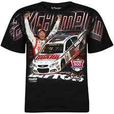 Dale Earnhardt Jr Daytona 500 Champion 2014 All Over Print T- Shirt -Medium # 88