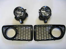 VW GOLF MK4 BORA R32 GTI TDI GTTDI RLINE GRILL & FOGLIGHT KIT