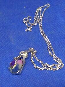 Sarah Necklace Trippy stone