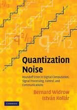 Quantization Noise: Roundoff Error in Digital Computation, Signal-ExLibrary