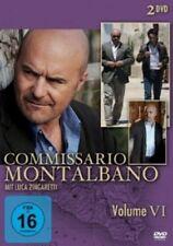 RUSSO/MAZZOTTA/+ - COMMISSARIO MONTALBANO VOL.6 2 DVD TV-SERIE KRIMI/ACTION NEU