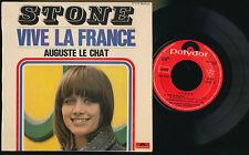 STONE EP FRANCE BUFFALO BILL (DE SERGE GAINSBOURG)