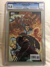 Dark Wolverine #76 CGC 9.8! Leinil Francis Yu cover.