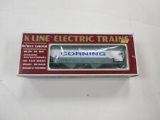 K-LINE ELECTRIC 027 GAUGE RIBED HOPPER TRAIN UNUSED W/ BOX