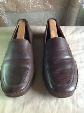 """Mephisto brown """"Edlef"""" leather loafers US Mens sz. 9.5 / EUR 9"""