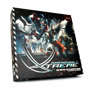 DREADBALL XTREME - THE GALAXY`S MOST BRUTAL SPORT - BOARD GAME - MANTIC GAMES