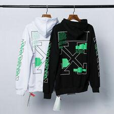 2020 New 19ss OW Hoodie OFF-white Print Hoodie Casual Jacket Loose Sweatshirt