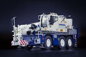 Demag AC45 City Crane - Wasel - IMC 1:50 Scale Model #33-0155 New!