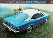 MAZDA GRANDA FAMILIA 1974 vintage Japanese advertising poster B1 29x41 FASHION