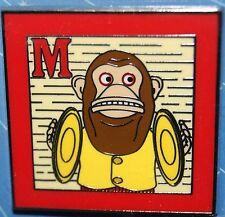 Disney Toy Story Letter Block Booster Set M for Musical Monkey Pin ONLY