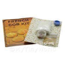 Maison de poupées miniature Français COB Kit avec Moule Silicone