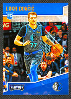 2018-19 Luka Doncic Panini Chronicles COPPER Playoff #183 ROOKIE RC