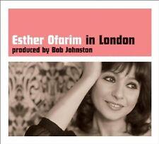 ESTHER OFARIM - ESTHER OFARIM IN LONDON  CD NEU