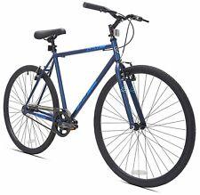 Kent Men's Bike 700c Steel Frame Single Speed 29 inch Wheels  Blue