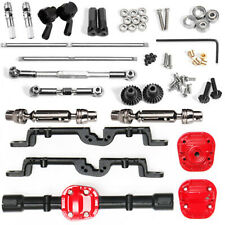 Metal Front /Rear Bridge Axle Shell Assembly for 1/12 MN D90 D91 4x4 RC Car