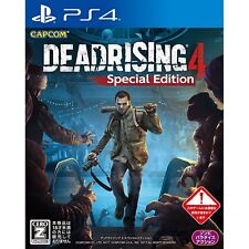 Capcom Dead Rising 4 Special Edition  SONY PS4 PLAYSTATION 4 JAPANESE Version