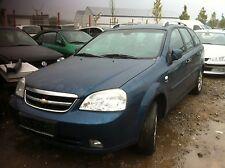Chevrolet Nubira Tür hinten rechts komplett   in blau 58U 2008 Baujahr