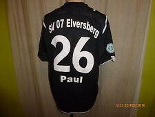 "SV Elversberg Puma Matchworn Trikot 2009/10 ""Bromelain-Pos"" + Nr.26 Paul Gr.XL"