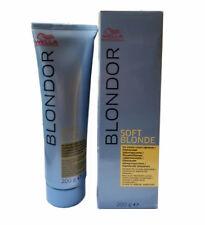 Wella BLONDOR Soft Blonde Lightening cream 200g FREE registered post tracking