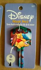ONE UL1 House Key. Winnie the Pooh.