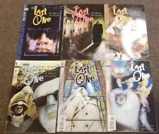 Vertigo The Last one 1 2 3 4 5 6 complete set VF/NM JM Dematteis Dc Comics Nm