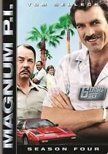 MAGNUM P.I. - THE COMPLETE FOURTH SEASON NEW DVD FREE SHIPPING!!!