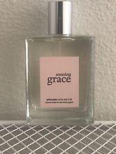 Philosophy Amazing Grace Perfume Eau de Parfum EDP 4oz *No Box