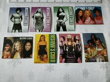 Destinys Child Stickers 8ct. 2001