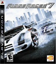Ridge Racer 7 PS3, New