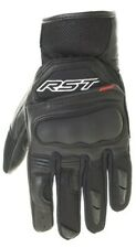 RST Urban Air 2 CE Motorbike Motorcycle Leather Gloves Black