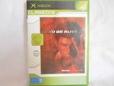 Jeu XBOX DEAD OR ALIVE 3 Classics