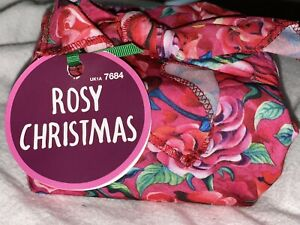 Lush Rosie Gift Set - Brand New - Rose Jam Scent with Knot Wrap limited edition