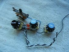 Fender Player Stratocaster Wiring Kit CTS Pots 5 Way Switch HSS Treble Bleed Mod
