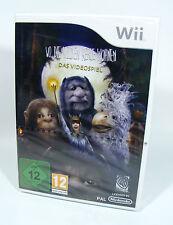WO DIE WILDEN KERLE WOHNEN für Nintendo Wii Spiel NEU und in Folie