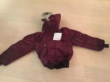 n2b alpha, new old stock, small ,burgundy 1990's,us made