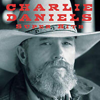 Super Hits by Charlie Daniels/The Charlie Daniels Band 1994 CD Disc Only C4