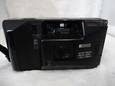 Ricoh Film Cameras with Built - in Flash