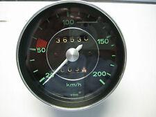 Porsche 912 Tacho Umbau von US auf deutsch inkl. technischer Überholung
