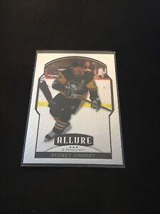 20/21 Upper Deck Allure Sidney Crosby Base Card #70