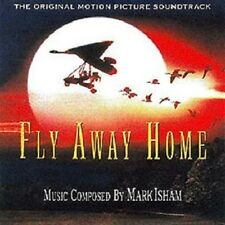 FLY AWAY HOME Mark Isham LIMITED IMPORT 9 cues  + 8 BONUS TRACKS mint OOP