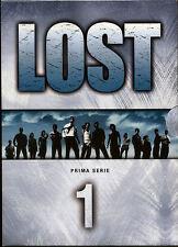 LOST STAGIONE 1 (4 disc) DVD NUOVO
