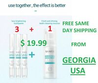 BAIMISS Tooth-Cleaning Mousse Toothpaste +WHITENING GEL TOOTHPASTE STAIN REMOVER