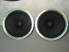 """VERY NICE PAIR OF 12 """"  ACOUSTIC SUSPENSION WOOFERS * EXCELLENT CONDITION"""