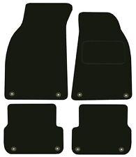 4 unidades goma audi a6 Avant//combi 2004-2011 negro Alfombras tapices